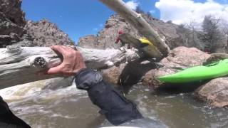 Download Pinned Kayaker Rescue Poudre Narrows Video