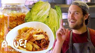 Download Brad Makes Kimchi | It's Alive | Bon Appétit Video