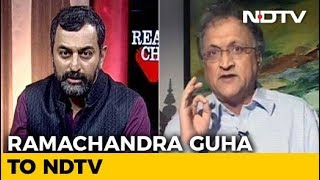 Download On Raids On Activists, Ramachandra Guha Blames ″Corporate Cronies Of Government″ Video