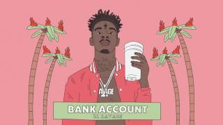 Download 21 Savage - Bank Account Video