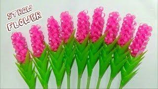 Download ดอกไม้จากหลอด by มายมิ้นท์ STRAW FLOWER Video