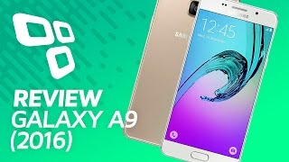 Download Samsung Galaxy A9 (2016) - Review - TecMundo Video