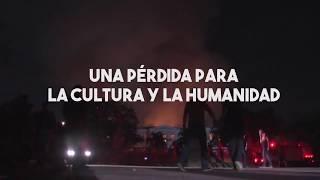 Download Incendio del Museo Nacional de Río de Janeiro: una pérdida para la humanidad. Video