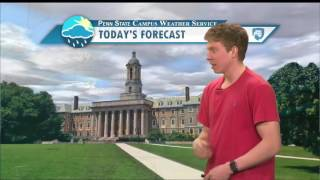 Download Friday Afternoon Forecast 2/24/17 Video