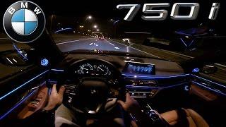 Download POV BMW 7 Series NIGHT DRIVE INTERIOR LIGHTING Video