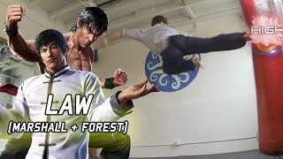 Download Real Life Tekken - LAW's Jeet Kune Do [Eric Jacobus] Video