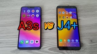 Download รีวิว A3s vs J4+ Video