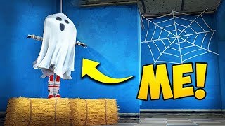 Download HIDING AS A *GHOST* IN FORTNITE! - Funny Fails and WTF Moments! #361 Video