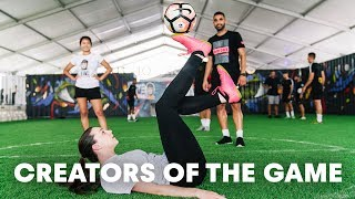 Download Soccer Unites Artists With Diverse Backgrounds and Stories | Creators of the Game Video