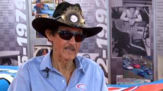 Download Richard Petty talks about losing his wife Video