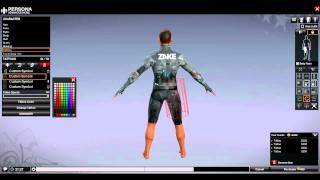 Download APB:Reloaded Clothing Designing: Robotic Outfit - Zake Video