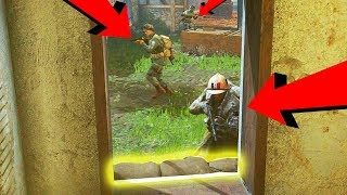 Download THE WORLD'S GREATEST HIDING SPOT (COD WW2 Prop Hunt) Video