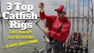 Download The 3 Top Catfish Rigs (That Always Catch Catfish) Video