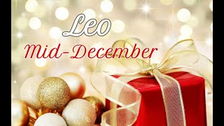 "Download LEO ""Apologies but…"" MID DECEMBER Tarot Reading Video"