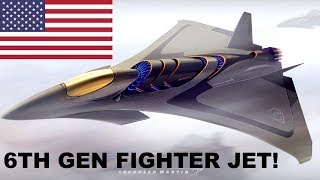 Download 🔴 BREAKING: USA Developing 6th Generation Fighter Replaces F-22 Raptor & F-35 Joint Strike Fighter Video