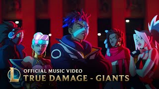 Download True Damage - GIANTS (ft. Becky G, Keke Palmer, SOYEON, DUCKWRTH, Thutmose) | League of Legends Video