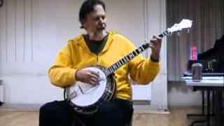 Download Alan Munde- Nine pound hammer banjo lesson Video