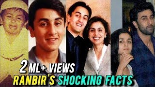 Download Ranbir Kapoor's LIFE From DRUGS, GIRLFRIENDS AND MORE! | 36 SHOCKING FACTS Video