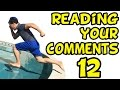 Download RUNNING ON WATER | Reading Your Comments #12 Video