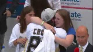Download Sidney Crosby - I Made It (Kevin Rudolf) Video