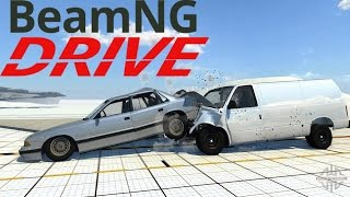 Download BeamNG Drive....Probamos el juego.... Video