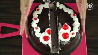 Download Mommies Hacks: Proper Way To Cut A Round Cake Video