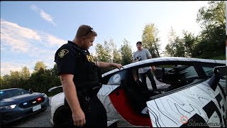 Download POLICE Illegal Search And Seizure Lamborghini Video