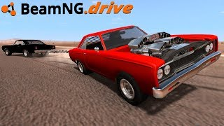 Download BeamNG.drive - SUPERCHARGER TUG OF WAR Video