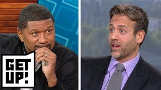 Download Jalen reacts to Max saying Kevin Durant won't be a top 5 player in NBA next year | Get Up! | ESPN Video