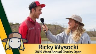 Download Ricky Wysocki talks about what led him to Innova and why he is all business on the course Video