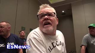 Download Freddie Roach Who Can Be Next For Pacquiao Gives Manny & Buboy Props On Win Video