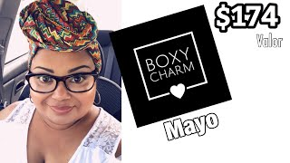 Download Primera BoxyCharm que me llega a PR / Que trajo? Video