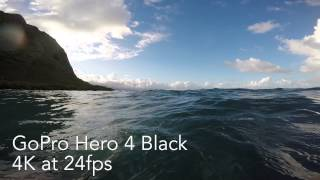 Download GoPro Hero 4 Black Test Footage 4K Video