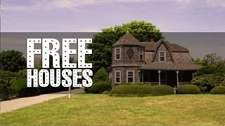 Download Free Houses! 6 Beautiful Historical Homes Being Offered for Free Video