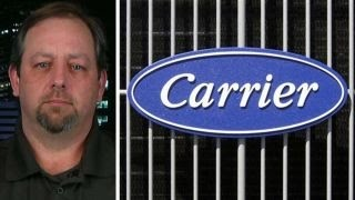 Download 15-year Carrier employee reacts to jobs staying in the US Video