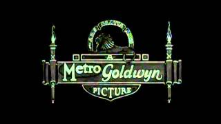 Download A Metro-Goldwyn Picture logo/ The End credit Video