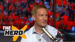 Download Joel Klatt: The College Football Playoff Committee is a joke | THE HERD Video