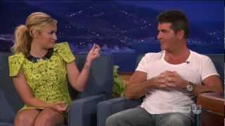 Download Demi Lovato & Simon Cowell   Funny Moments [part 1/5] Video