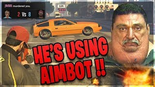 Download Stupid Angry Men Say I Have A Modded PS4 (GTA Online) Video