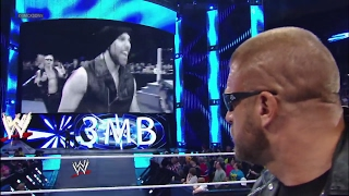 Download The Shield and 3MB barge in on Triple H's return to SmackDown: SmackDown, April 12, 2013 Video