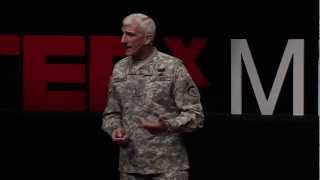 Download Obesity is a National Security Issue: Lieutenant General Mark Hertling at TEDxMidAtlantic 2012 Video