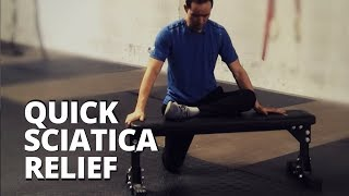 Download 5 Best Sciatica Stretches for Quick Pain Relief Video