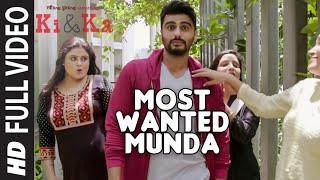 Download MOST WANTED MUNDA Full Video Song | Arjun Kapoor, Kareena Kapoor | Meet Bros, Palak Muchhal Video