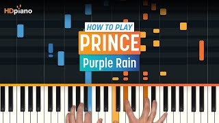 Download ALL PARTS FREE – How To Play ″Purple Rain″ by Prince | HDpiano (Part 1) Piano Tutorial Video