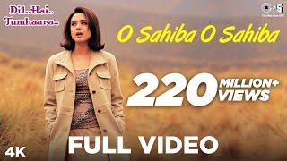 Download O Sahiba O Sahiba Full Video- Dil Hai Tumhaara | Preity Zinta & Arjun Rampal | Sonu Nigam Video