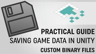 Download Saving Data in Unity: Custom Binary Files Video
