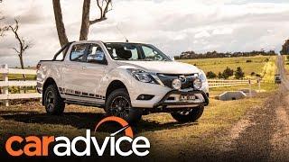 Download 2016 Mazda BT-50 XTR Kuroi Pack Review   CarAdvice Video