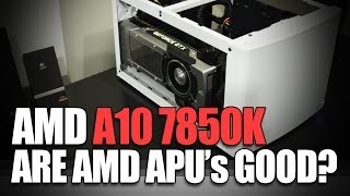 Download AMD A10 7850k APU - $500 $600 and $700 Budget Gaming PC Performance Video
