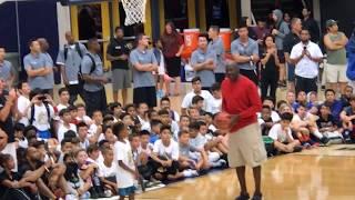 Download MJ Flight School 2017: Michael Jordan at Age 54 Shows He Can Still Shoot! Video