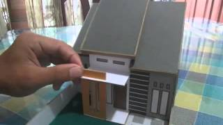 Download Tutorial Membuat Miniatur Rumah Minimalis Video